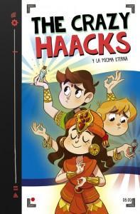 The crazy haacks best seller