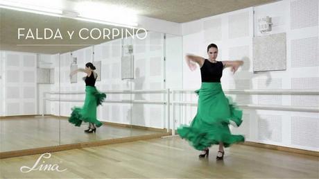 Falda De Danza Espanola Nina