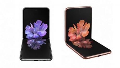 Galaxy Z Flip 5G, presentado ya por Samsung