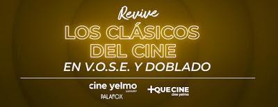 Llega el cine clásico a los cines Yelmo Luxury Palafox de Madrid