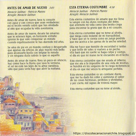 Inti-Illimani - Amar de Nuevo (1998)