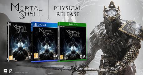 Mortal Shell anuncia lanzamiento de versión física
