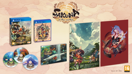 Sakuna: Of Rice and Ruin Limited Edition llega a Playstation 4