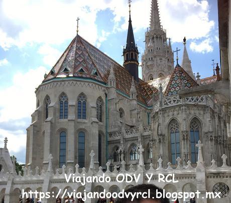 Que hacer, a donde ir, que visitar en Budapest. Iglesia de Matias