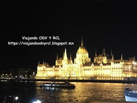 Que hacer, a donde ir, que visitar en Budapest. Budapest de noche