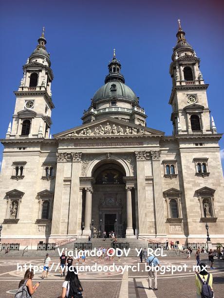 Que hacer, a donde ir, que visitar en Budapest. Basílica de San Esteban