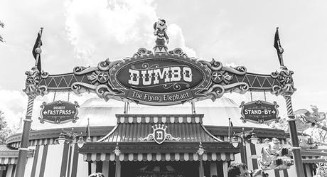 Clásicos Disneyland: Dumbo the Flying Elephant