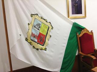 Escudo, bandera e himno de Marmolejo (Jaén)