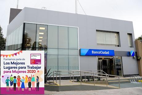 Banco Ciudad, mejor para mujeres