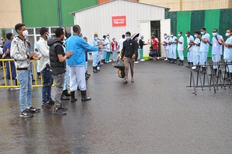 Firmamos el acuerdo de colaboración con el Saint Paul's Hospital de Addis Ababa