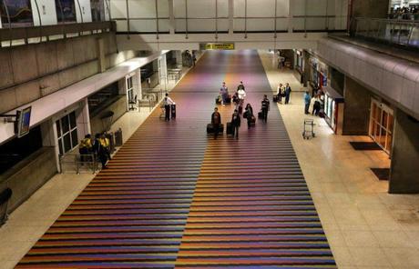 """Aeropuerto de Maiquetía bajo acondicionamiento para """"nueva normalidad"""""""
