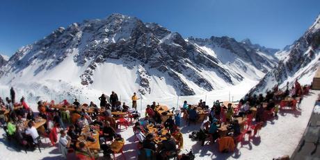 Portillo, el centro de Esquí mas increíble de Sudamérica