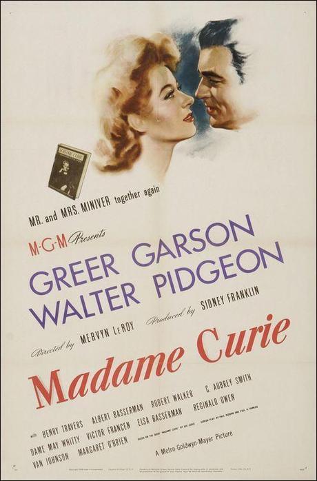 MADAME CURIE - Mervyn LeRoy