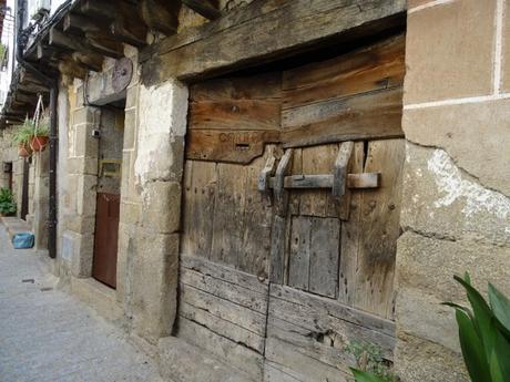 San Martín de Trevejo, uno de los pueblos más bonitos de Extremadura...y no lo digo sólo yo..