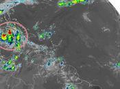 """Tormenta tropical """"Laura"""" cerca huracán Golfo México"""