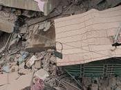India: Edificio desploma dejando decenas personas atrapadas