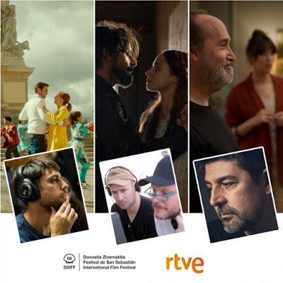 RTVE participa de manera importante en el 68 Festival Internacional de Cine de San Sebastián