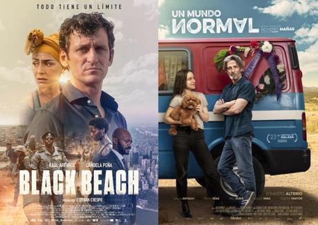 """Festival de Málaga 2020: """"Black Beach"""" y """"Un mundo normal"""