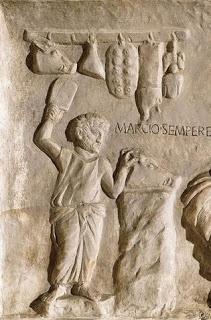 FARCIMINA Y OTRAS FARSAS EMBUTIDAS EN LA ANTIGUA ROMA