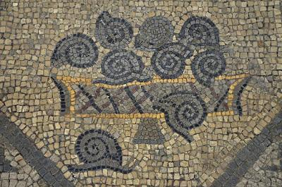 CONSUMO DE CARACOLES (COCHLEAE) EN LA ANTIGUA ROMA