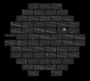 Informe ofrece recomendaciones para mitigar los efectos de las constelaciones de satélites en la astronomía