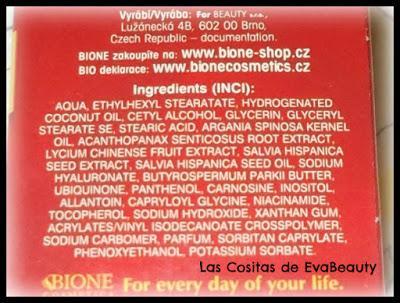 Cosmetica natural Bio Bione Cosmetics Serum Revitalizante