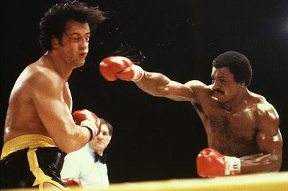 Rocky: Boxeo y política por DaviOne