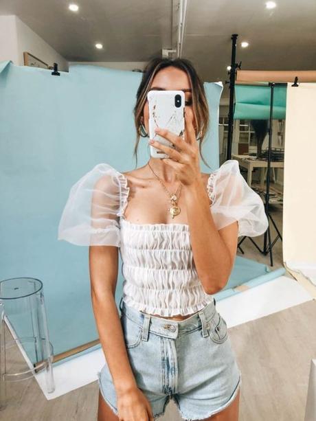 5 blusas que se verán increíble en tus fotos de instagram