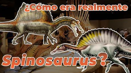 Spinosaurus: más acuático que nunca