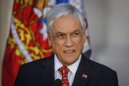 Piñera: No vamos a permitir tomas de las carreteras