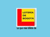 Lotería Bogotá jueves agosto 2020