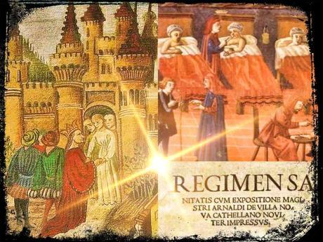 La formación médica medieval: la Escuela de Salerno