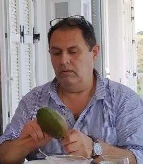 CEVICHE DE MANGO DE LA AXARQUÍA MALAGUEÑA