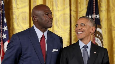 Michael Jordan y Barack Obama estuvieron involucrados en la cancelación del boicot de la NBA