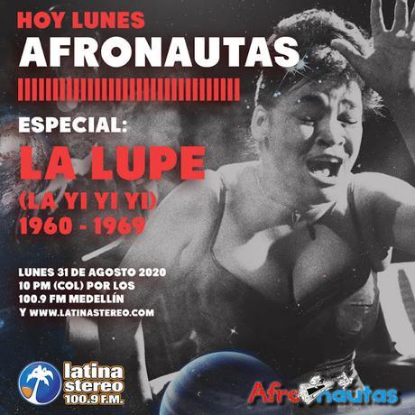 Especial La Lupe Afronáutica primera parte (1960-1969)