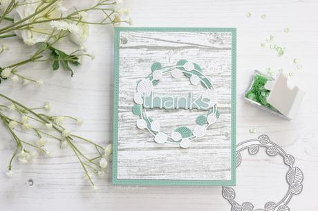 Autumn Thank You Cards / STAMPtember® 2020 BLOG PARTY
