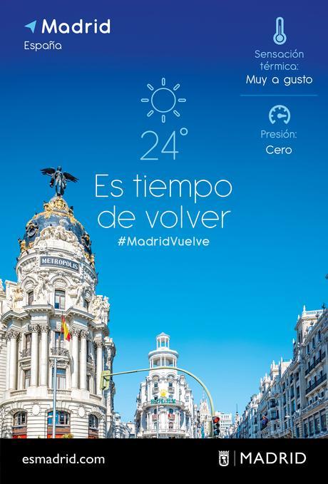 MadridVuelve busca incentivar el turismo de la capital   7caníbales.com