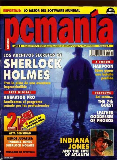 PCManía #1 (1992)