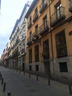 24 horas en Madrid, antes de volver a casa. Abril 2016