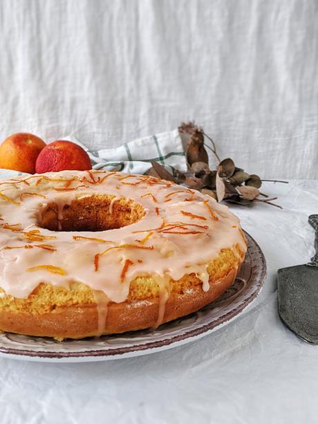 torta mendicrim con naranja
