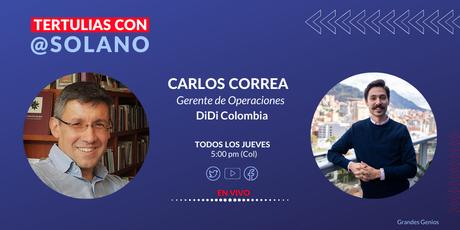 """""""Equilibrar la demanda de los sistemas masivos con otros modelos de movilidad"""": Carlos Correa"""