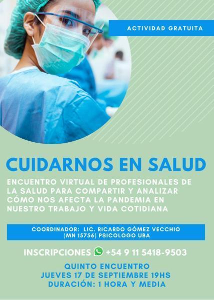Encuentro de Profesionales de la Salud
