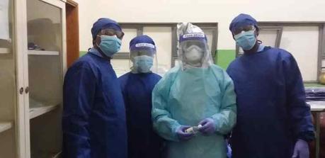 Apoyamos Etiopía contra la Triple Amenaza: Coronavirus, Hambruna y Sarampión