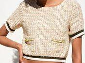 Falda Bermuda Botones Zara