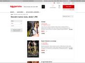 PROMO. moteros MidWay promoción «Descubre nuevas voces» Kobo España.