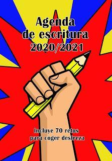Agenda de escritura 20/21 + 70 retos para coger destreza