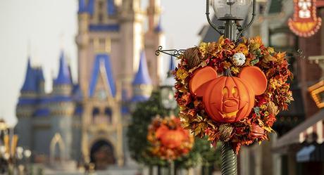 El otoño llega a Disney World con mucha diversión