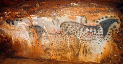¿Fueron los primeros artistas en su mayoría mujeres?