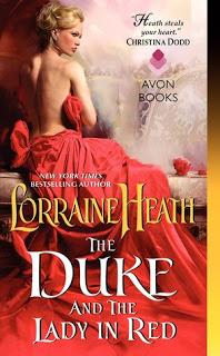 The Duke and the Lady in Red de Lorraine Heath