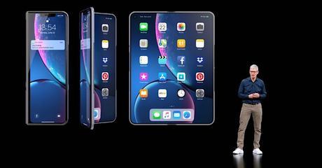 El iPhone plegable está en marcha. ¿Será lo que esperamos?